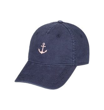 ROXY Girl's 7-14 Dear Believer Baseball Hat - Dress Blues