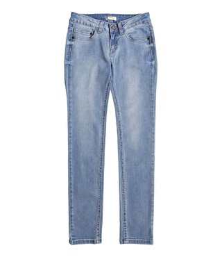 Girl's 7-14 La Luna Llena Slim Fit Jeans - Light Blue