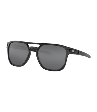 Latch™ Beta Matte Black Sunglasses w/ Prizm Black Polarized Lens