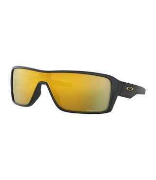 Ridgeline Matte Black Sunglasses w/ Prizm 24K Polarized Lens