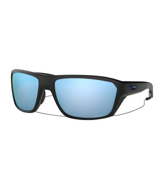Split Shot Matte Black Sunglasses w/ Prizm Deep Water Polarized Lens