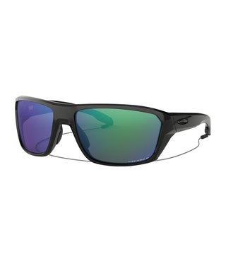 Split Shot Polished Black Sunglasses w/ Prizm Shallow Water Polarized Lens