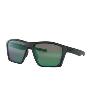 Targetline Matte Black Sunglasses w/ Prizm Jade Polarized Lens