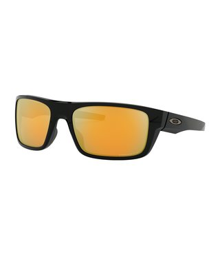 Drop Point Polished Black Sunglasses w/ PRIZM™ 24K Polarized Lens