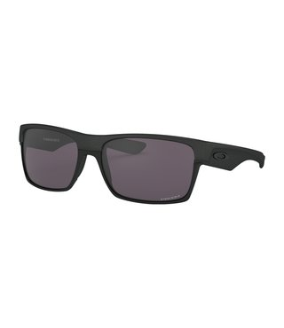 TwoFace™ Steel Sunglasses w/ Prizm Grey Lens