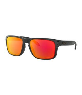 Holbrook™ Matte Black Sunglasses w/ Prizm Ruby Lens