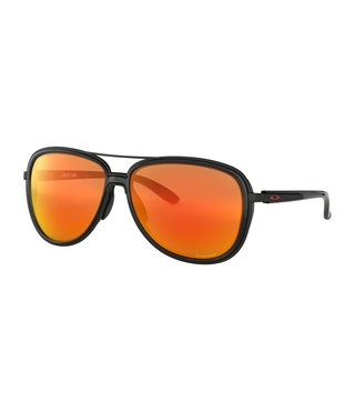 Split Time Matte Black Sunglasses w/ Prizm Ruby Lens