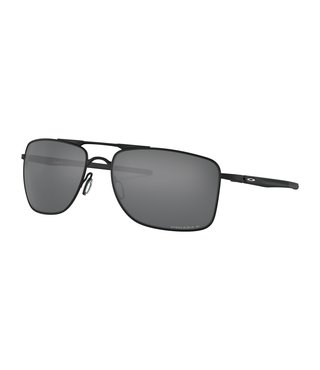 Gauge™ 8 Matte Black Sunglasses w/ Prizm Black Polarized Lens