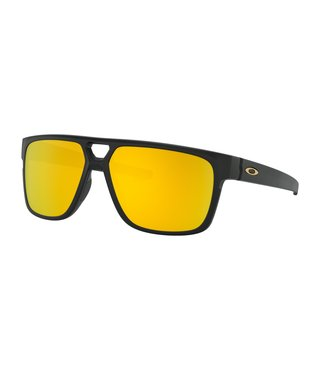 Crossrange™ Patch Matte Black Sunglasses w/ 24K Iridium Lens