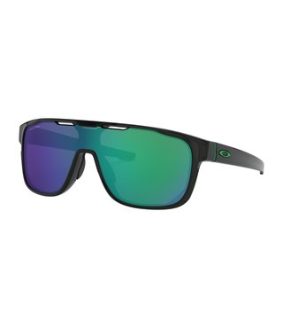 Crossrange™ Shield Black Ink Sunglasses w/ Prizm Jade Lens