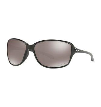 OAKLEY Cohort Polished Black Sunglasses w/ Prizm Black Polarized Lens