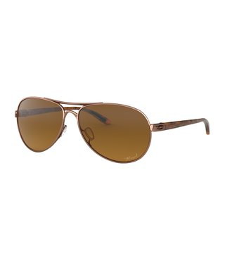 Feedback™ Rose Gold Sunglasses w/ VR50 Brown Gradient Lens
