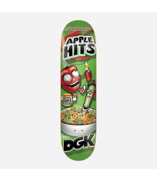"8.06"" DGK Krispy Vibes Vaughn Skateboard Deck"