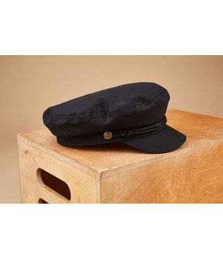 Fiddler Cap - Black