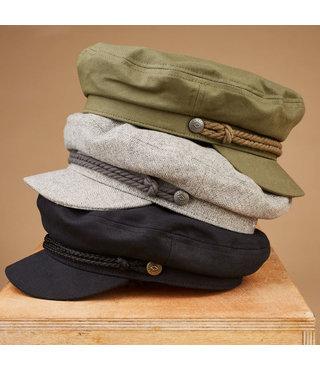 Fiddler Cap - Military Olive