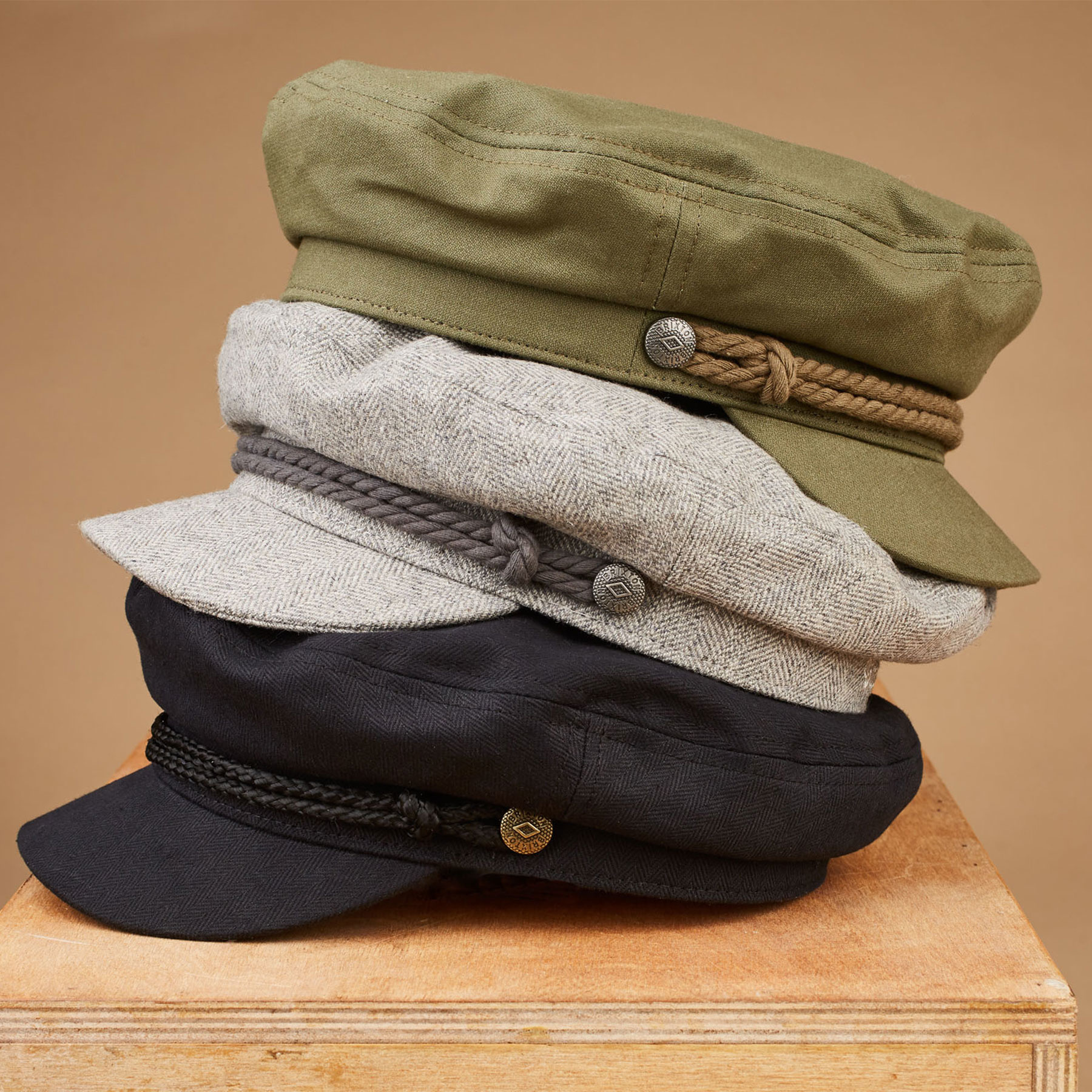 6ee8b66ae Fiddler Cap - Military Olive