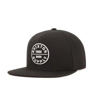 Oath III Snapback Hat - Black