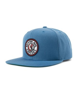 Rival Snapback Hat - Orion Blue