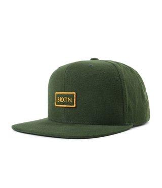 Rift II MP Snapback Hat - Leaf
