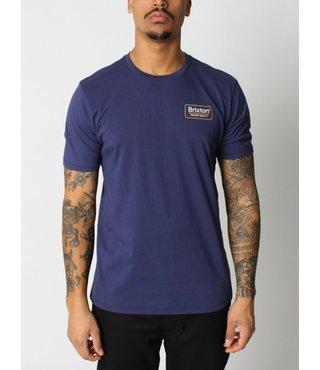 Palmer Short Sleeve Premium Tee - Patriot Blue