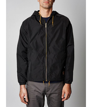 Claxton Jacket - Black