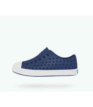 Jefferson Junior - Regatta Blue / Shell White