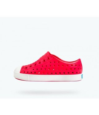 Jefferson Child - Sakura Red / Shell White