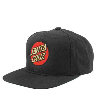 Classic Dot Snapback High Profile Kids Hat