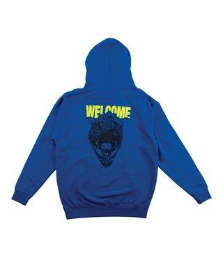 Hog Wild Pullover Hoodie - Royal