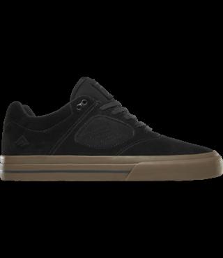Reynolds 3 G6 Vulc Skate Shoes - Black/Gum