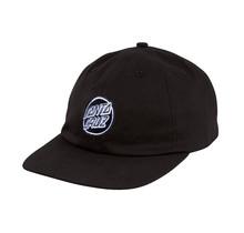 Opus Dot Strapback Unstructured Low Mens Hat - Black