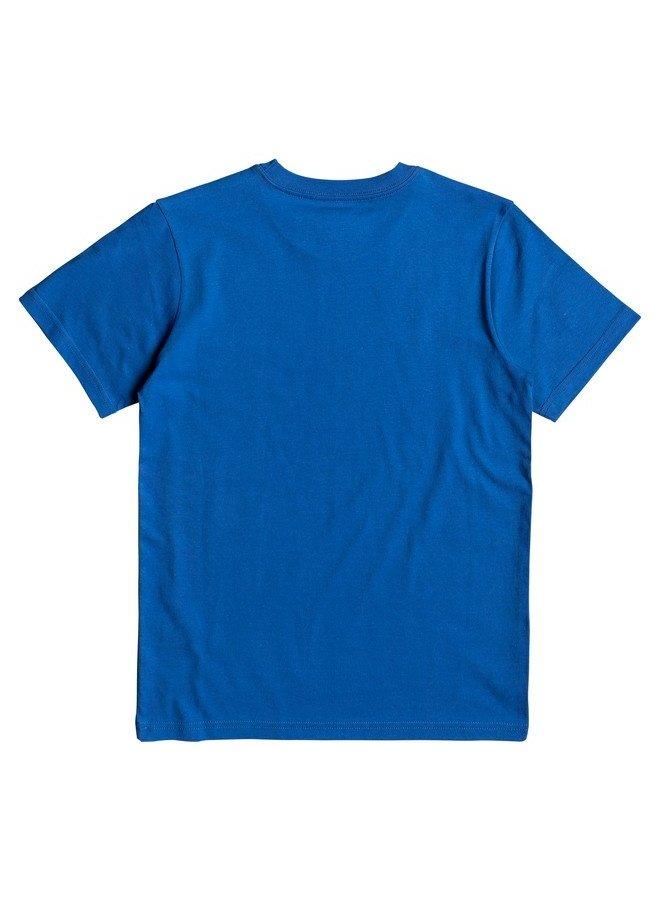 Boy's 8-16 Circle Star Tee - Nautical Blue