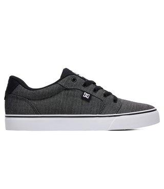 Men's Anvil TX SE Skate Shoes - Black Resin