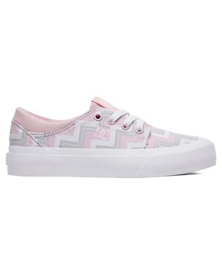 Girl's 8-16 Trase SP Skate Shoes - Pink Stripe