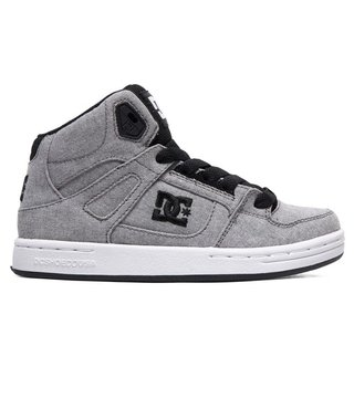 Boy's 8-16 Pure TX SE High Top Skate Shoes - Grey