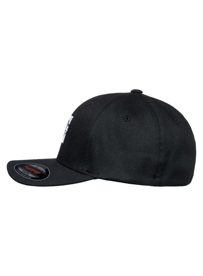 Boy's 8-16 Cap Star Flexfit® Hat - Black