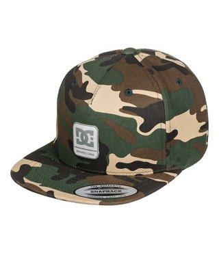 Boy's 8-16 Snapdragger Snapback Hat - Dark Olive