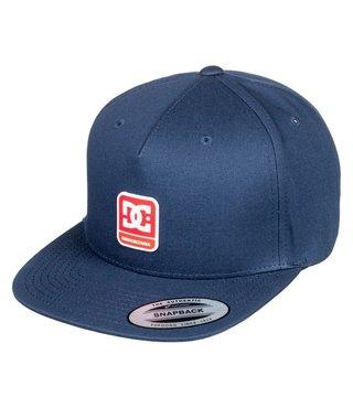 Boy's 8-16 Snapdragger Snapback Hat - Black Iris