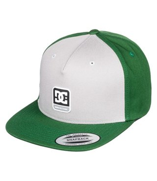 Boy's 8-16 Snapdragger Snapback Hat - Hunter Green