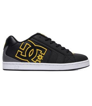 Net Men's Skate Shoes - Black/Gold