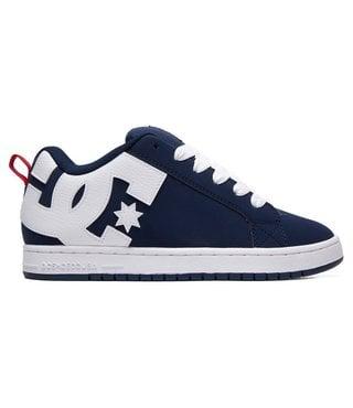 Court Graffik Men's Skate Shoes - Navy