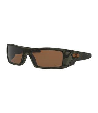 Gascan® Matte Olive Camo Sunglasses w/ Prizm Tungsten Polarized Lens