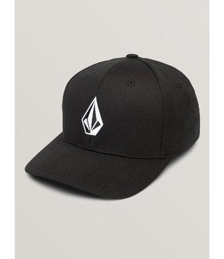 Full Stone Xfit Hat - Black