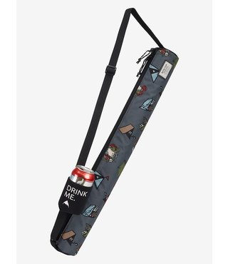 Burton Beeracuda 2L Cooler Bag - Camp On Print