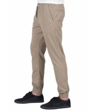 Big Boys Frickin Slim Jogger Pants - Mushroom