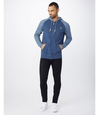Men's Parksville Full Zip Hoodie - Dark Denim Navy/Dark Denim Navy Marled