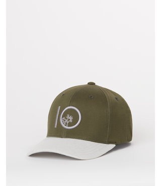 Thicket Hat - Olive Night/Hi Rise Grey