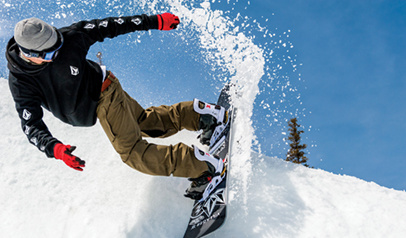 Kid's Snowboards