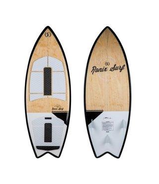"4' 6"" Ronix Koal Classic Fish Wakesurf Board"
