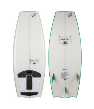 "4' 11"" Ronix Naked Series Potbelly Cruiser"